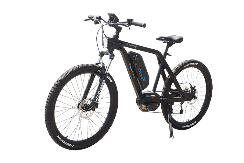 26 Inch 48V 350W Mid drive Mountain Electric Bicycle (V-MM26)