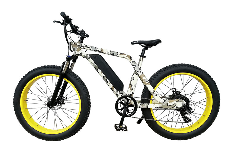 Best fat electric bike 500w 750w motor 48v