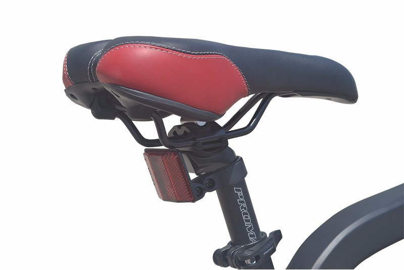 VTUVIA SM26 Red Mid Drive Mountain Ebike