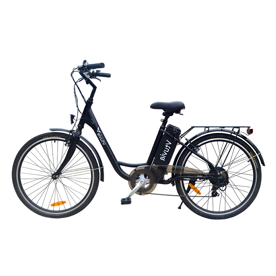26 Inch 36V 250W/350W/500W City Electric Bicycle (V-B26)