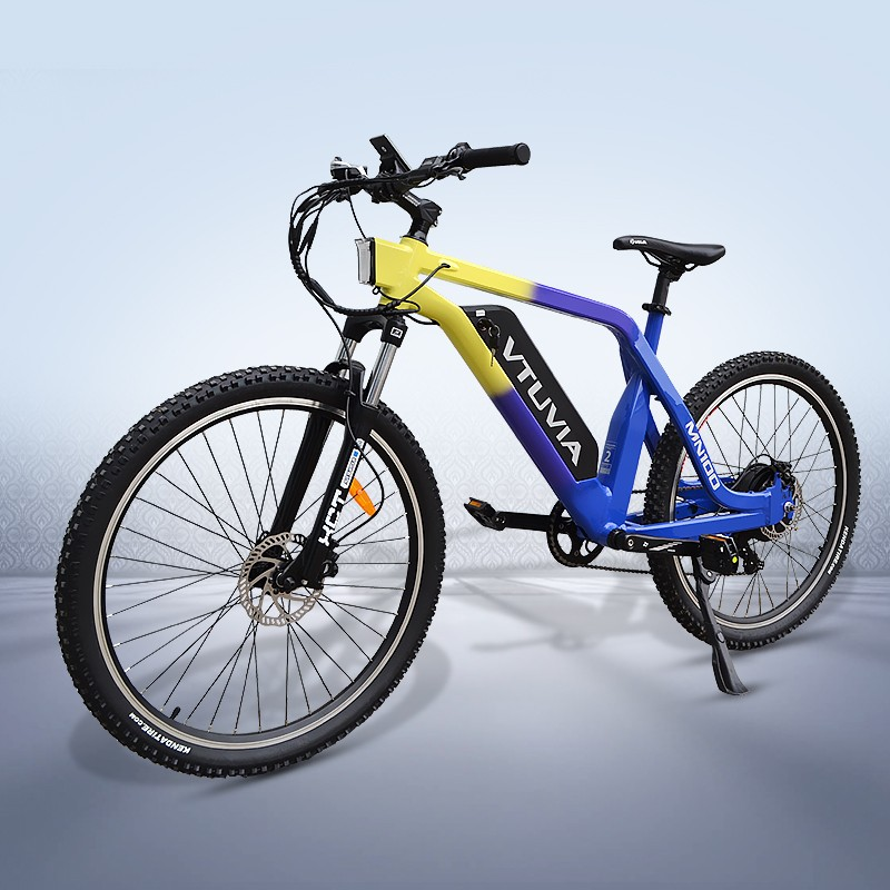 TORQUE SENSING 500W ELECTRIC MOUNTAIN BIKE