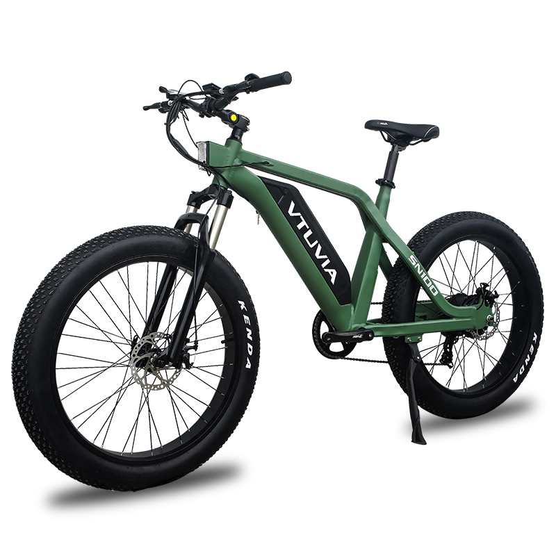 VTUVIA SN100 electric fat bike MTB