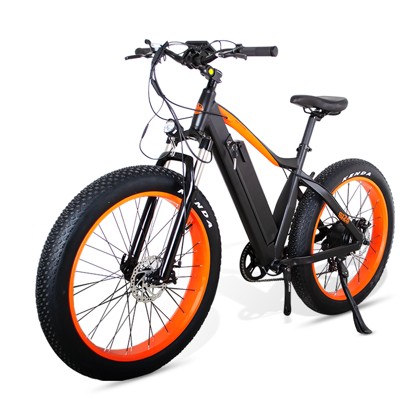 VTUVIA The most cost-effective SJ26 Wholesale high quality electric bike fat tire 750w bicycle