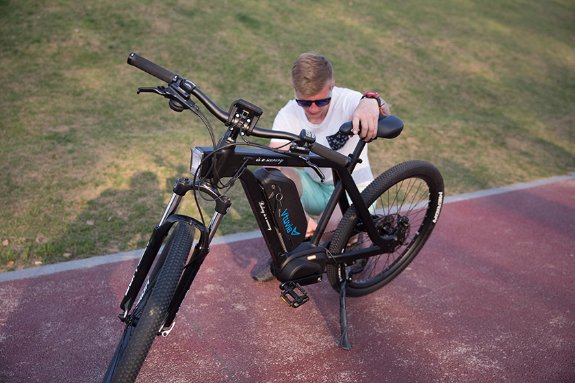 MM26 VTUVIA Mountain Ebike