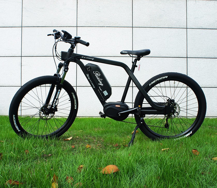 VTUVIA MM26 Mid drive Mountain Ebike