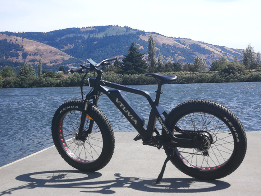 Best VTUVIA SN100 Mountain Ebike