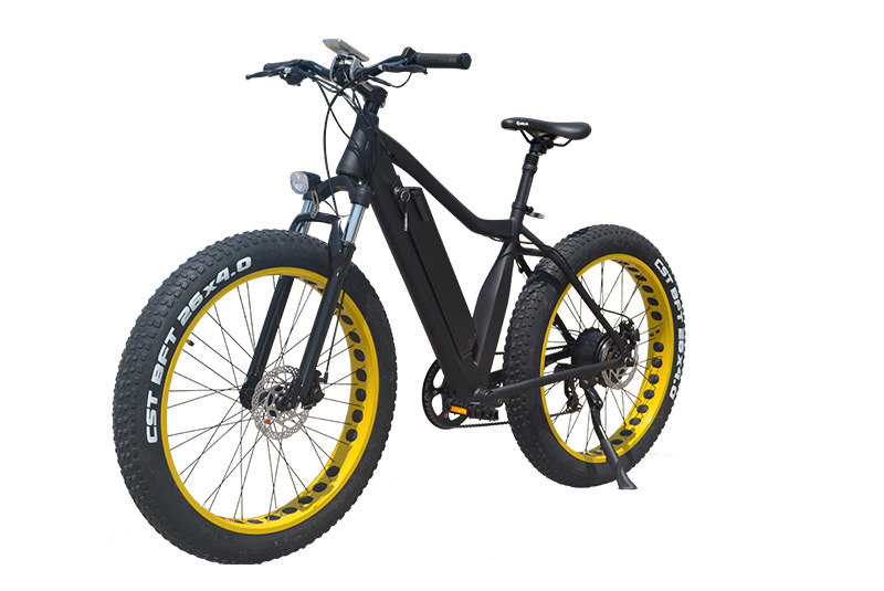 26 inch Electric Bike 36V 12ah Lithium Battery Electric Mountain Bike 350W Motor Electric Snow Bicycle